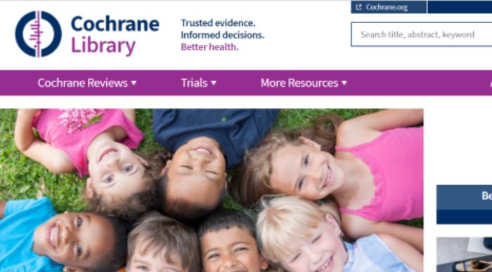 图文介绍:Cochrane数据库的文献检索方法